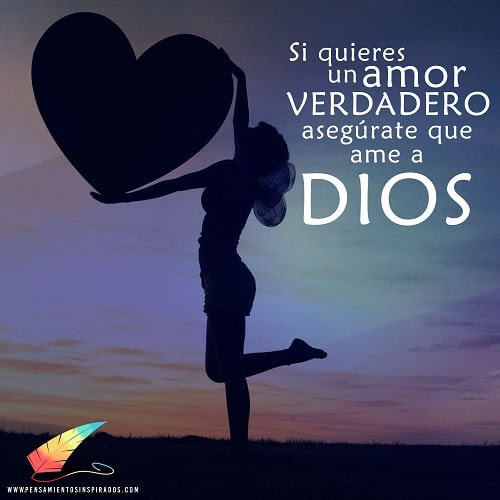Imagenes Cristianas De Amor Pensamientos Inspirados
