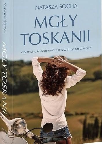 Okładka książki Mgły Toskanii