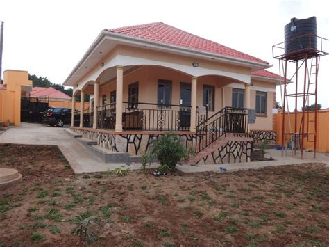 house plans  small plots  uganda