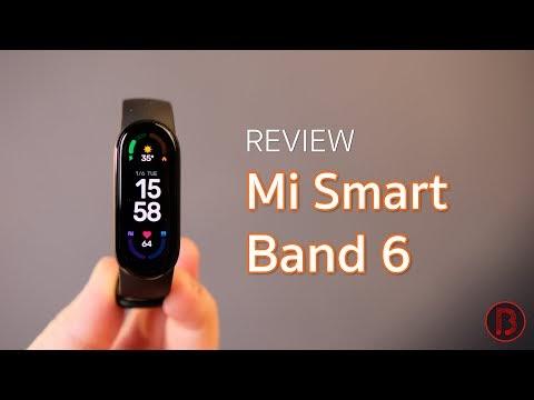 รีวิว Xiaomi Mi Smart Band 6 หน้าจอใหม่ ฟังก์ชั่นแน่น คุ้มสุดในย่านนี้