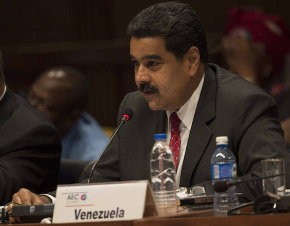 Nicolás Maduro. Foto: Ismael Francisco/ Cubadebate