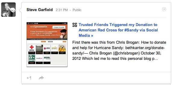Red Cross - Google+
