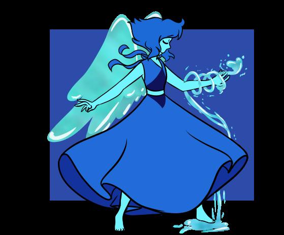 Water Witch Speedpaint
