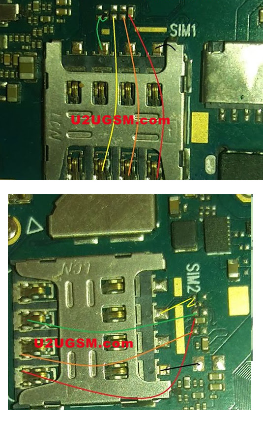 Lenovo A2010 Insert Sim Card Problem Solution Jumper Ways