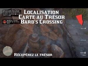 Red Dead Redemption 2 Online Carte Au Tresor
