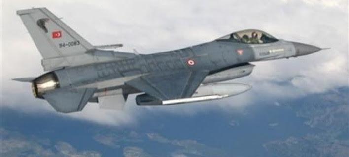 Νέες Τουρκικές παραβιάσεις-Πέταξαν σε ύψος 70 μέτρων πάνω από τη νησίδα Παναγιά