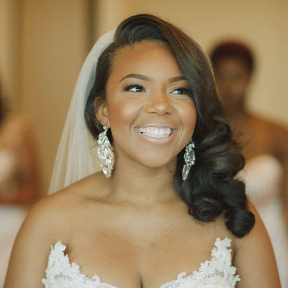 Hairstyles For Beautiful Wedding: Bridesmaids Hairstyles African