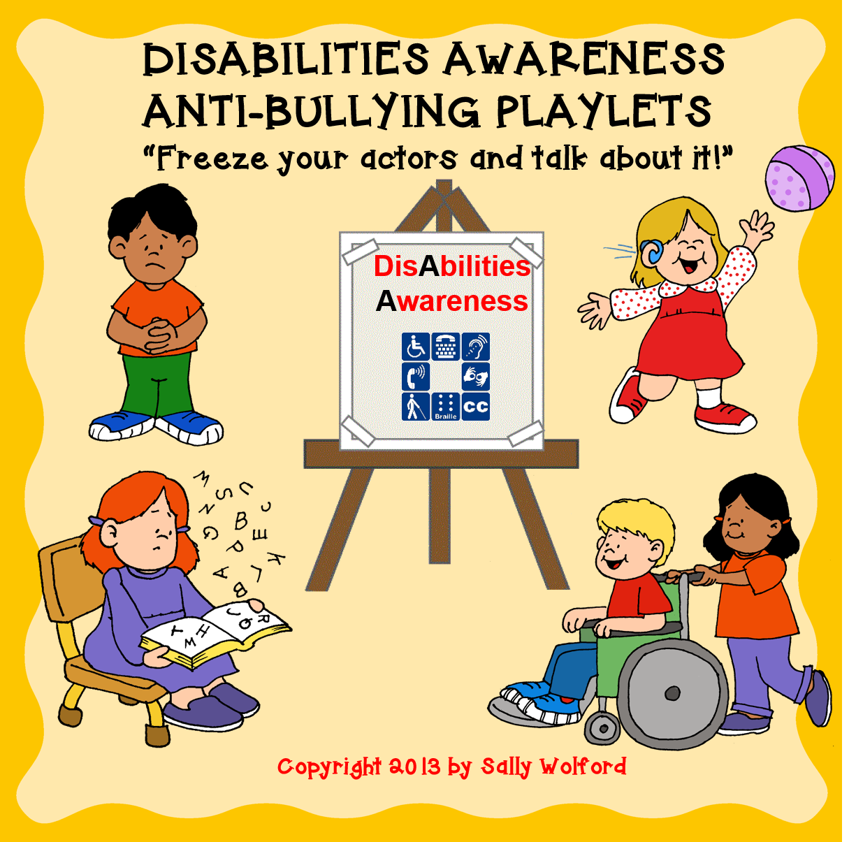 Disability Awareness Playlets