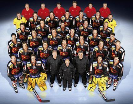 2007-08 SC Bern team, 2007-08 SC Bern team