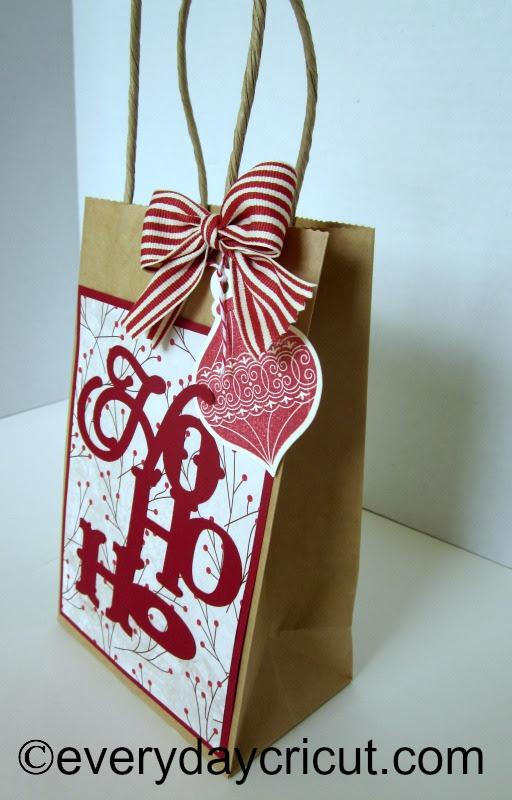 Christmas Gift Bag Ideas Santawearepureus