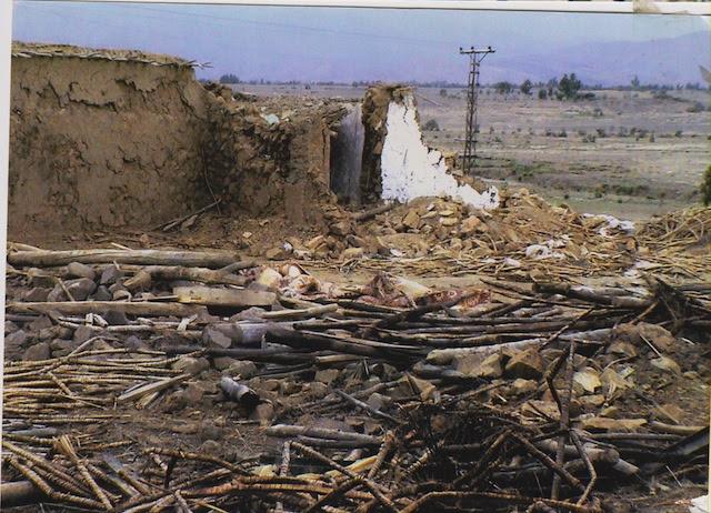 Tehsil Datta Khel, October 15, 2009