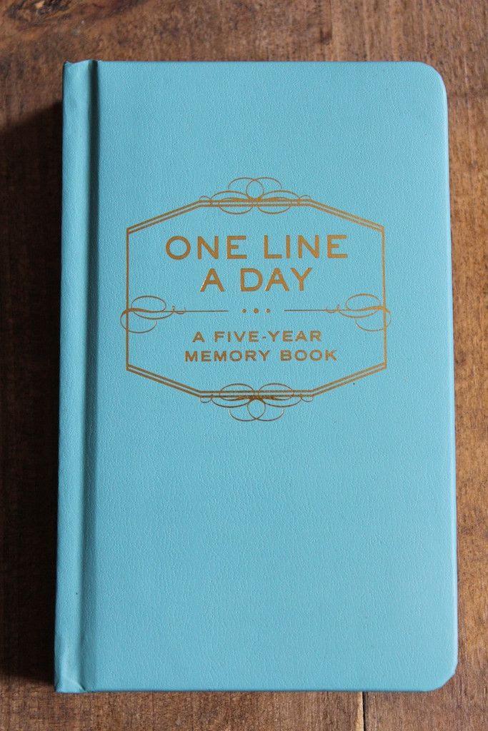 ONE LINE A DAY | discoverattic