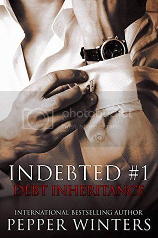 The Book Rest - Book Review for Debt Inheritance by Pepper Winters