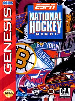 Nhl Hockey Nes