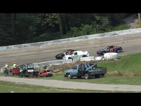 Shady Bowl Speedway | 7/4/21 | Farmer's Vs Gettin' There's | Heat 1