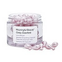 Cindy Crawford Meaningful Beauty WRINKLE SMOOTHING CAPSULES - 7 capsules