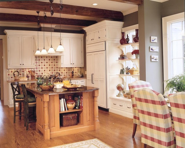 Southern Living Idea House Kitchen - Traditional - Kitchen ...