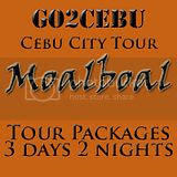Cebu City + Moalboal Tour Itinerary 3 Days 2 Nights Package