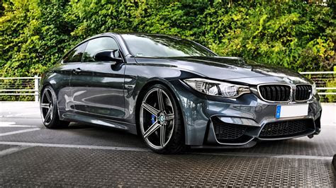 Bmw M4 Dark Blue   wallpaper.