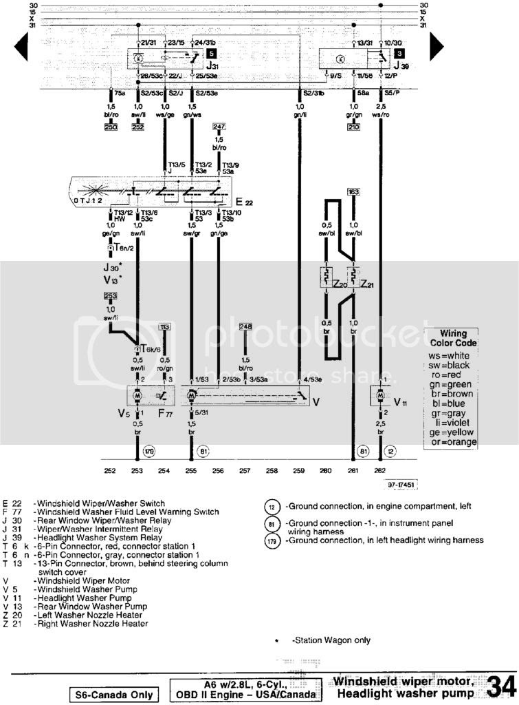 Audi Tt Wiper Wiring Diagram - Wiring Diagram All wake-core -  wake-core.huevoprint.it | Audi Tt Headlight Wiring Diagram |  | Huevoprint