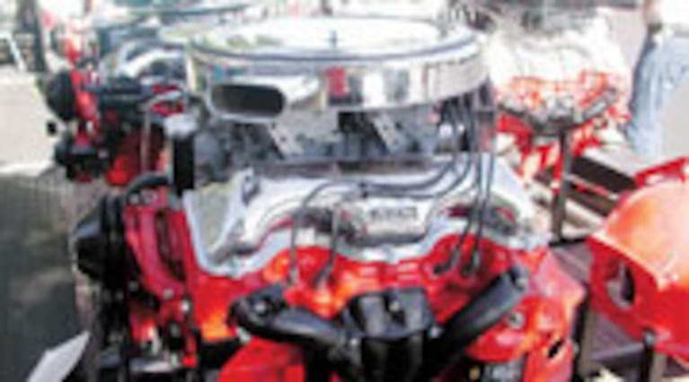 348 And 409 W Engines Chevy S First Big Blocks Super Chevy Magazine
