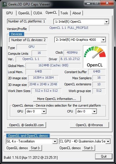 Download Latest Version Of Opengl For Windows 7