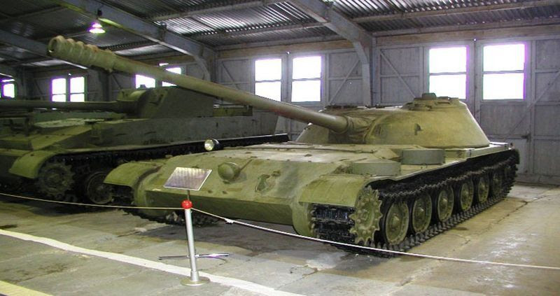If you are not a tank, the ACS - Object 416