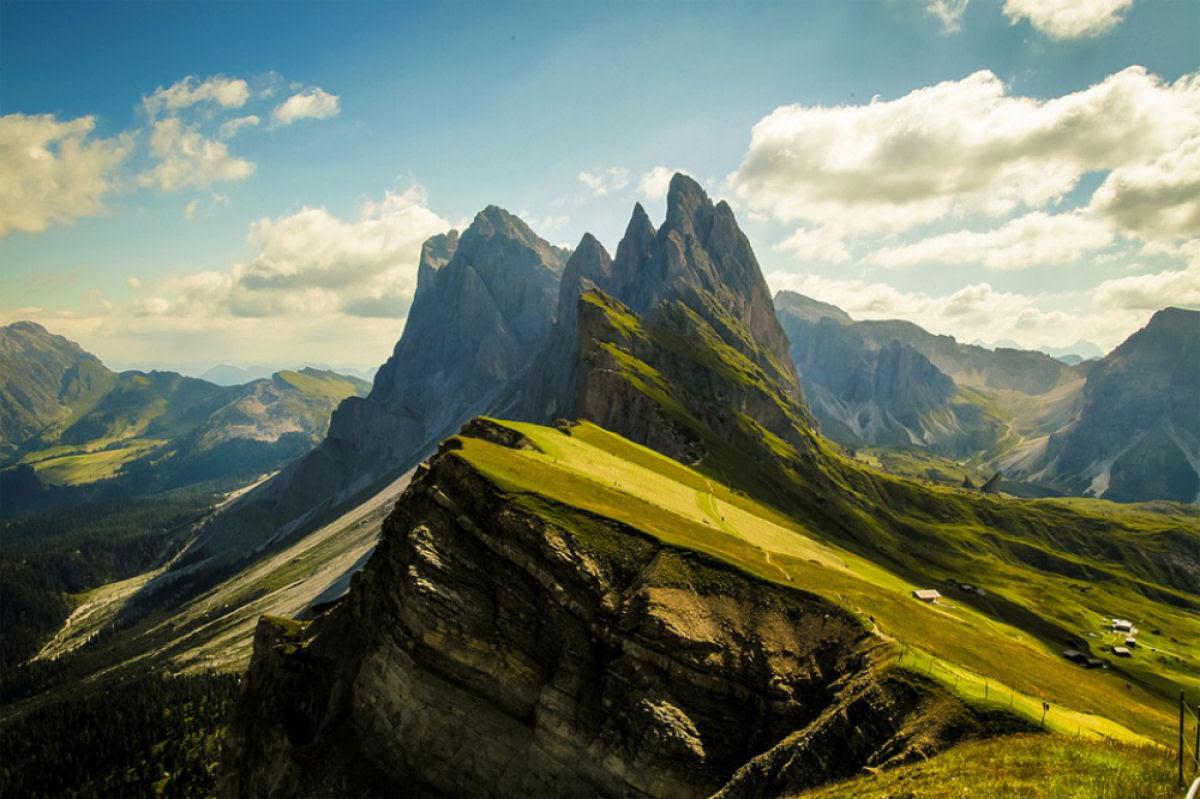 Algumas das montanhas mais bonitas do mundo 13