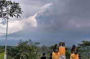Erupsi Gunung Agung, Australia Batalkan Semua Penerbangan ke Bali