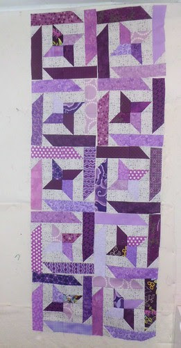 A Study in Purple Blocks