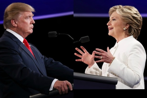 Image result for 3rd Debate Polls hillary clinton