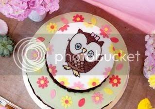 Owl Themed...