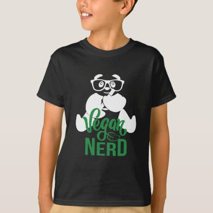 Vegan Nerd T-Shirt