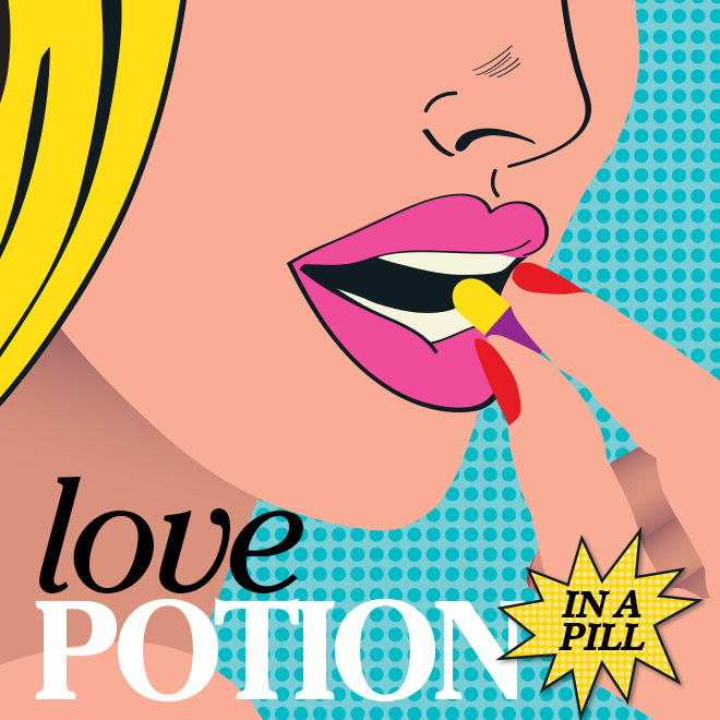 Love Potion In A Pill Would You Take A Drug To Boost Your Sex Drive