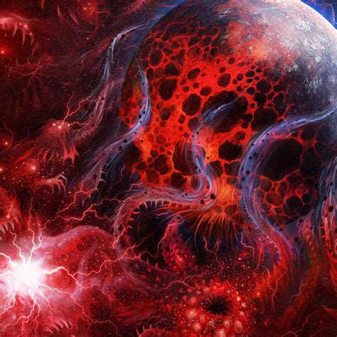 space demonic art hd wallpaper hd latest wallpapers