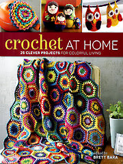 Crochet at Home Crochet Book