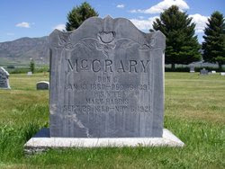 Mary Ellen <i>Harris</i> McCrary