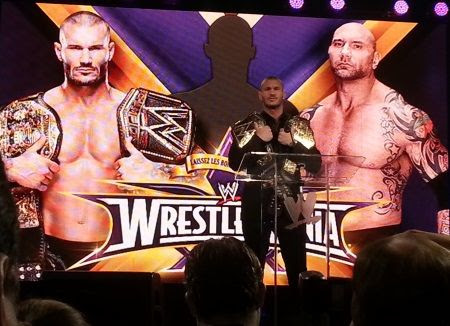 WWE Announces Wrestlemania 30 Week Randy Orton