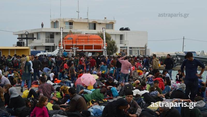 Κόστος προσφυγικού στη Χίο: Αλήθειες και ψέματα