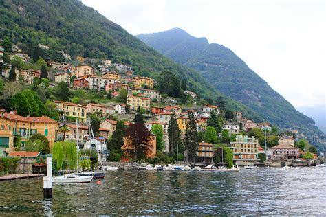 Lenno Sits Along the Shores of Lake Como   Sipping Espresso