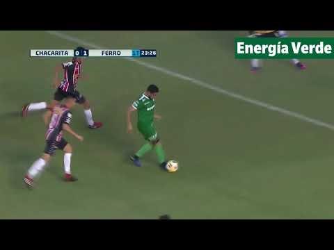 Video: Gol de Enzo Díaz a Chacarita