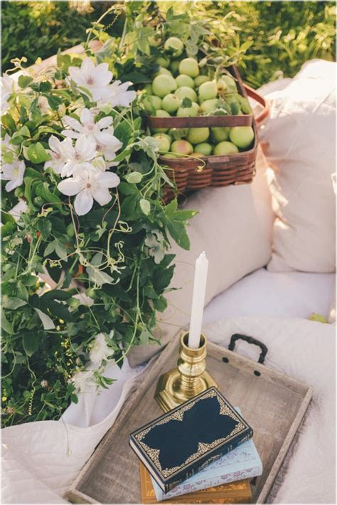 Whimsical Wedding Sonoma Apple Orchard   Featured in