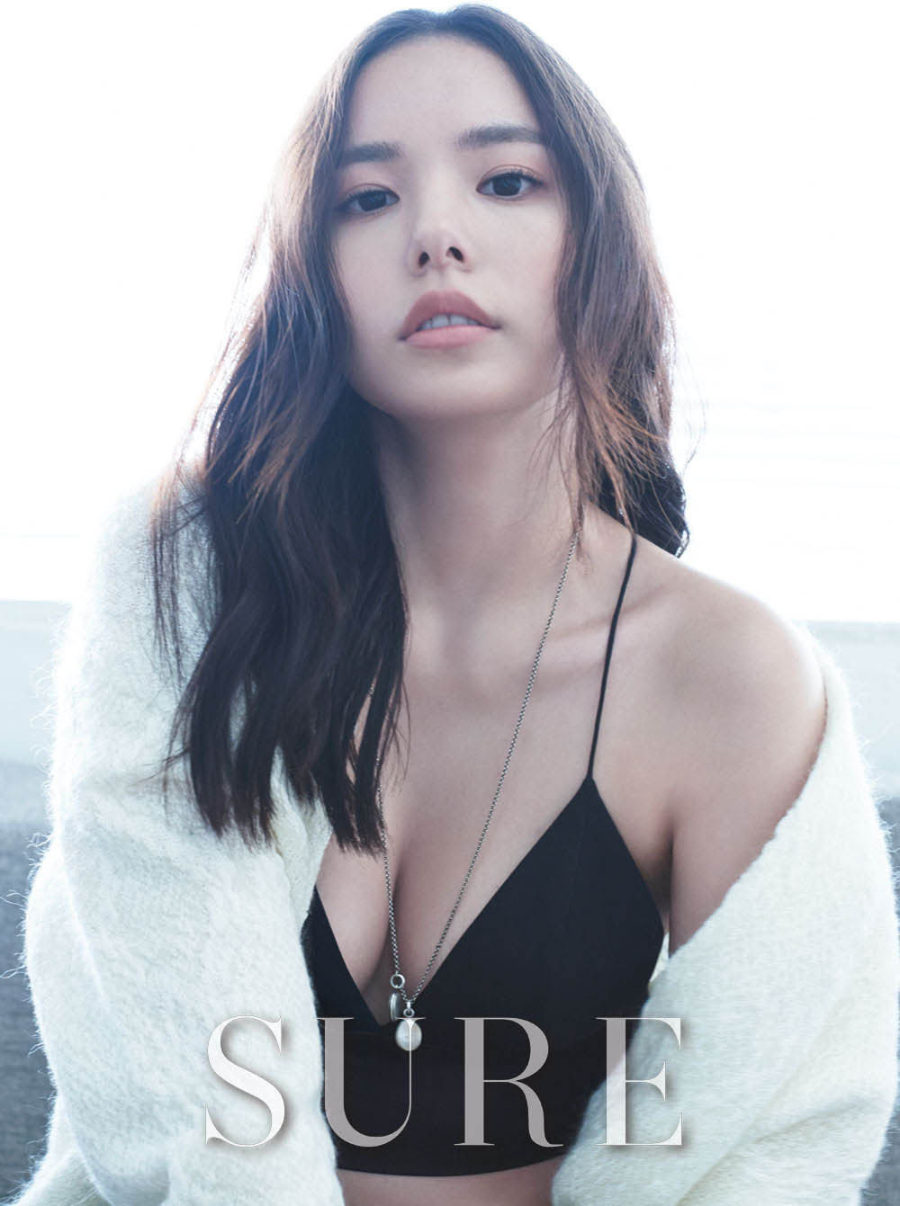 Min Hyo Rin - Sure Magazine October Issue '14