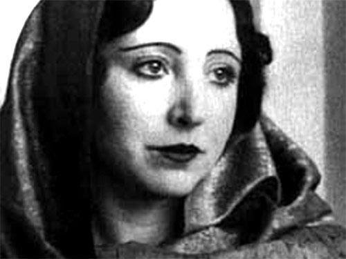 Anaïs Nin | Tacky Harper's Cryptic Clues