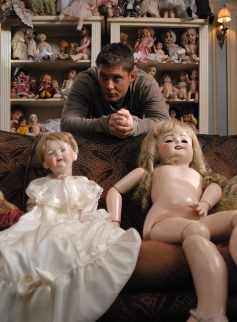 Αποτέλεσμα εικόνας για Playthings supernatural
