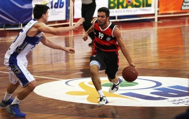 ritmo de gegê (Luiz Pires/ NBB)