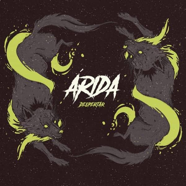 Árida - Despertar Album Cover