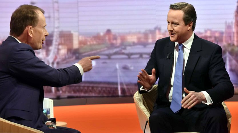 The Andrew Marr Show, 19/04/2015