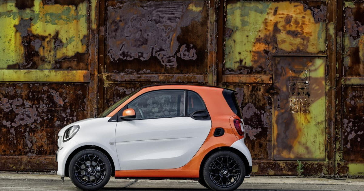 2016 Smart Fortwo to be tuned by Brabus | Digital Trends