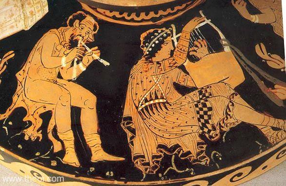 Resultado de imagem para musica grega